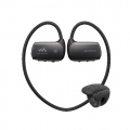 Mp3 плейър Sony NWZ-WS615 16GB memory, Waterproof, NFC & Bluetooth, black  SN: NWZWS615B.CEW