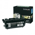 Консуматив Lexmark X64x Black Print Cartridge High Return  SN: X644H11E