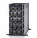 "Сървър Dell PowerEdge T630, Intel Xeon E5-2630v4 (2.2GHz, 25M), 16GB RDIMM 2400MHz, No HDD, PERC H730P 2GB NV, DVD+/-RW, iDRAC8 Enterprise, Dual Hot-plug Redundant PS (1+1) 750W, Chassis with up to 18, 3.5""HDDs, 3Y NBD  SN: #DELL02243_1"