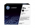 Консуматив HP 81A Black Original LaserJet Toner Cartridge  SN: CF281A
