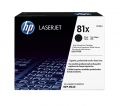 Консуматив HP 81X High Yield Black Original LaserJet Toner Cartridge  SN: CF281X