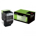 Консуматив Lexmark 802K Black Return Program Toner Cartridge  SN: 80C20K0