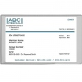 Аксесоар Brother Plastic Card Carrier Sheet for ADS  SN: CSCA001