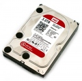Твърд диск Western Digital 3,5 3TB WD Red SATA 6Gb/s IntelliPower 64MB  SN: WD30EFRX
