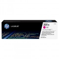Консуматив HP 201X High Capacity Magenta Original LaserJet Toner Cartridge (CF403X)  SN: CF403X