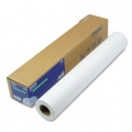 "Хартия Epson Premium Semigloss Photo Paper Roll, 24"" x 30.5 m, 160 g/m2  SN: C13S041393"