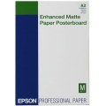 Хартия Epson Enhanced Matte Posterboard, DIN A2, 800 g/m2, 20 sheets  SN: C13S042111