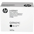 Консуматив HP LaserJet Q5942A Black Print Cartridge with Smart Printing Technology  SN: Q5942YC