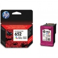Консуматив HP 652 Tri-colour Ink Cartridge  SN: F6V24AE