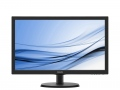 "Монитор Philips 223V5LSB2, 21.5"" Wide TN LED, 5 ms, 10M:1 DCR, 200cd/m2, 1920x1080 FullHD, Black  SN: 223V5LSB2/10"