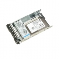 Твърд диск Dell 600GB 15K RPM SAS 12Gbps 2.5in Hot-plug Hard Drive,3.5in HYB CARR,CusKit  SN: 400-AJSC