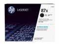 Консуматив HP 87X High Yield Black Original LaserJet Toner Cartridge (CF287X)  SN: CF287X