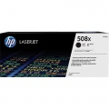 Консуматив HP 508X High Yield Black Original LaserJet Toner Cartridge (CF360X)  SN: CF360X