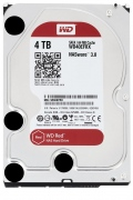 "Твърд диск Western Digital RED WD40EFRX 4TB 3,5"" SATA III 64MB  SN: WD40EFRX"