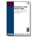 Хартия Epson Premium Luster Photo Paper, DIN A3+, 250g/m2, 100 Sheets  SN: C13S041785