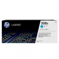 Консуматив HP 508X High Yield Cyan Original LaserJet Toner Cartridge (CF361X)  SN: CF361X