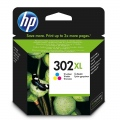 Консуматив HP 302XL High Yield Tri-color Original Ink Cartridge  SN: F6U67AE
