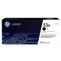 Консуматив HP 53A Black LaserJet Toner Cartridge  SN: Q7553A