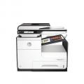 Мастилоструйно многофункционално устройство HP PageWide Pro MFP 477dw Printer  SN: D3Q20B