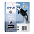 Консуматив Epson T7607 Light Black  SN: C13T76074010
