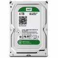 "Твърд диск Western Digital Green WD40EZRX 4TB IntelliPower 64MB Cache SATA 6.0Gb/s 3.5"" Internal Hard Drive  SN: WD40EZRX"