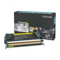 Консуматив Lexmark C734, C736, X734, X736, X738 Yellow Return Programme Toner Cartridge (6K)  SN: C734A1YG
