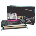 Консуматив Lexmark C746, C748 Magenta Return Program Toner Cartridge  SN: C746A1MG