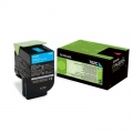 Консуматив Lexmark 702C Cyan Return Program Toner Cartridge  SN: 70C20C0