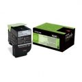 Консуматив Lexmark 702K Black Return Program Toner Cartridge  SN: 70C20K0