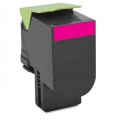 Консуматив Lexmark 802SM Magenta Standard Yield Return Program Toner Cartridge  SN: 80C2SM0