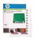 Консуматив HP LTO4 Ultrium WORM Bar Code label pack  SN: Q2010A