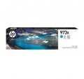 Консуматив HP 973X High Yield Cyan Original PageWide Cartridge  SN: F6T81AE