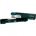 Консуматив Lexmark X950, X952, X954 Black Extra High Yield Toner Cartridge  SN: X950X2KG