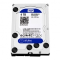 "Твърд диск Western Digital HDD 3.5"", 4000GB, WD Blue, 5400rpm, 64MB Cache, SATA3  SN: WD40EZRZ"