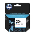 Консуматив HP 304 Tri-color Ink Cartridge  SN: N9K05AE