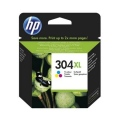 Консуматив HP 304XL Tri-color Ink Cartridge  SN: N9K07AE