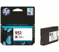 Консуматив HP 951 Magenta Officejet Ink Cartridge  SN: CN051AE