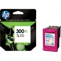 Консуматив HP 300XL Tri-color Ink Cartridge  SN: CC644EE