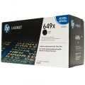 Консуматив HP 649X Black LaserJet Toner Cartridge  SN: CE260X