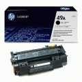 Консуматив HP 49A Black LaserJet Toner Cartridge  SN: Q5949A