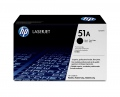 Консуматив HP 51A Black LaserJet Toner Cartridge  SN: Q7551A