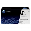 Консуматив HP 53X Black LaserJet Toner Cartridge  SN: Q7553X