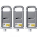 Консуматив Canon Ink Tank PFI-703, Yellow (3 pcs)  SN: 2966B003AA