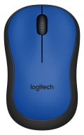 Мишка Logitech Wireless Mouse M220 Silent, blue  SN: 910-004879