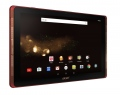 "Таблет Acer Iconia A3-A40, 10.1"" FullHD (1920x1200) IPS LED-backlit, MTK Quad-Core Cortex A53 (1.50GHz), 2MP&5MP Cam, 2GB DDR3L, 64GB eMMC, Speakers, Micro USB&HDMI, 802.11n, BT 4.0, GPS, Android 6.0 Marshmallow, Red  SN: NT.LD0EE.002"