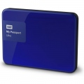 "Твърд диск Western Digital My Passport Ultra 2,5"" 2TB USB 3.0, Blue  SN: WDBBKD0020BBL"