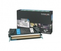 Консуматив Lexmark C522, C524, C53x Cyan Return Programme Toner Cartridge (3K)  SN: C5220CS