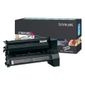 Консуматив Lexmark C782 Magenta Extra High Yield Return Programme Print Cartridge (15K)  SN: C782X1MG