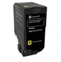 Консуматив Lexmark Yellow Standard Yield Return Programme Toner Cartridge  SN: 74C2SY0