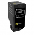 Консуматив Lexmark Yellow High Yield Return Programme Toner Cartridge  SN: 74C2HY0